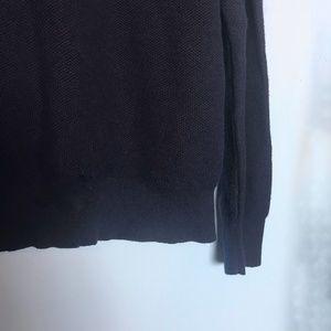 Express Shirts - ✨ 3/$30 - Express Men's Navy Thermal Henley Shirt